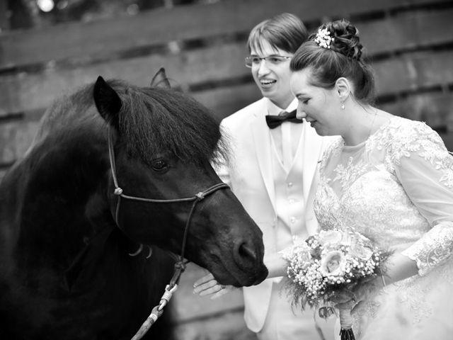 Le mariage de Fabien et Solène à Bourg-des-Comptes, Ille et Vilaine 55