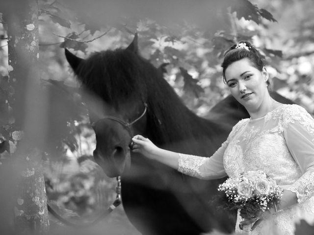 Le mariage de Fabien et Solène à Bourg-des-Comptes, Ille et Vilaine 56
