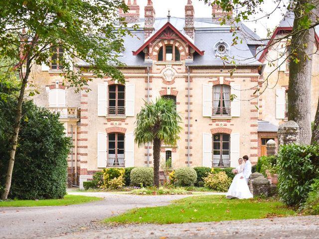 Le mariage de Fabien et Solène à Bourg-des-Comptes, Ille et Vilaine 57