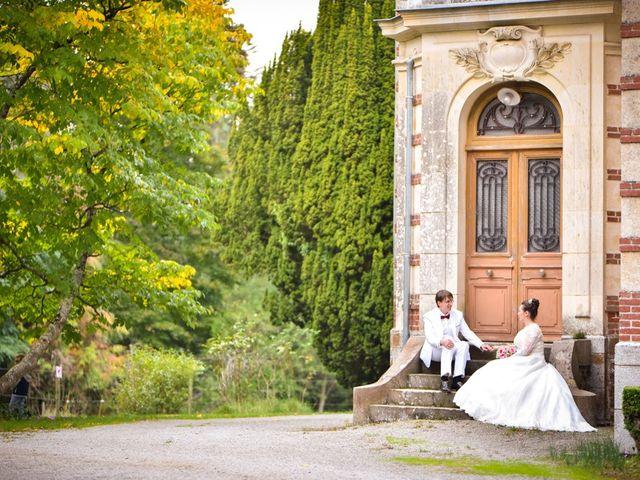 Le mariage de Fabien et Solène à Bourg-des-Comptes, Ille et Vilaine 58