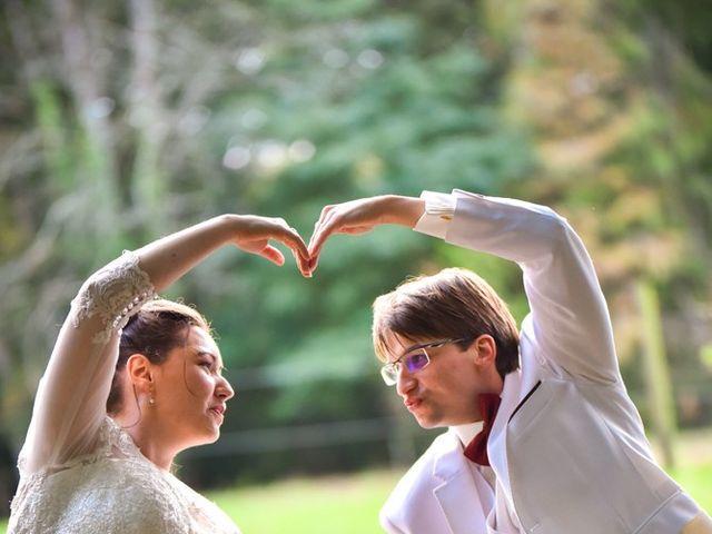 Le mariage de Fabien et Solène à Bourg-des-Comptes, Ille et Vilaine 64
