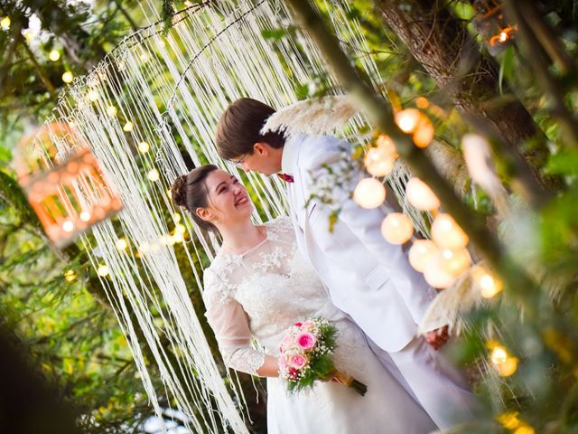 Le mariage de Solène et Fabien