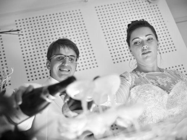 Le mariage de Fabien et Solène à Bourg-des-Comptes, Ille et Vilaine 75