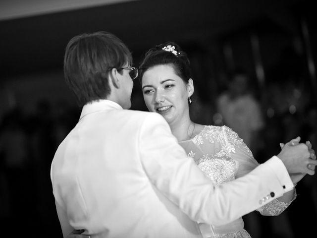 Le mariage de Fabien et Solène à Bourg-des-Comptes, Ille et Vilaine 84