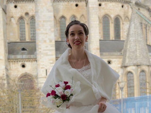 Le mariage de Nhan et Pauline à Bourges, Cher 3