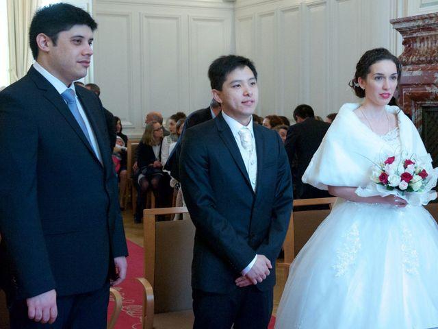 Le mariage de Nhan et Pauline à Bourges, Cher 2