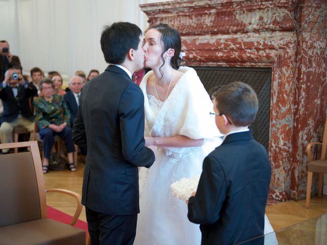 Le mariage de Nhan et Pauline à Bourges, Cher 4