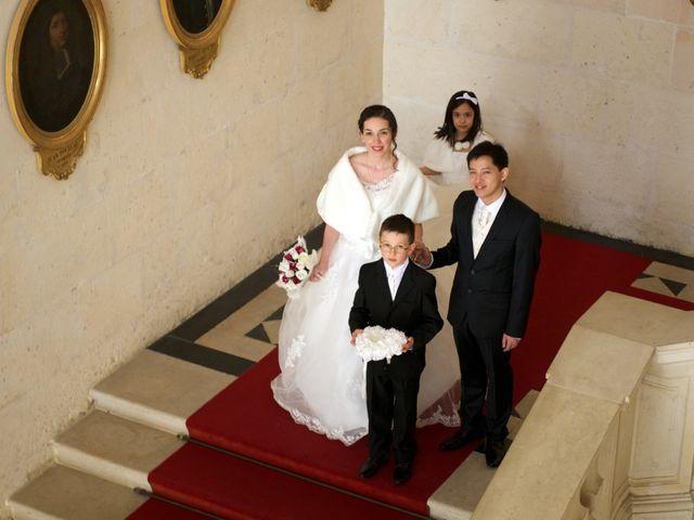 Le mariage de Nhan et Pauline à Bourges, Cher 5