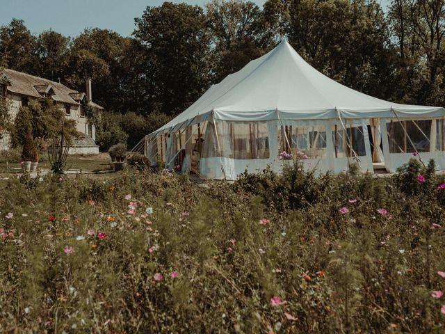 Le mariage de Thibault et Marvin à Saint-Valérien, Yonne 30