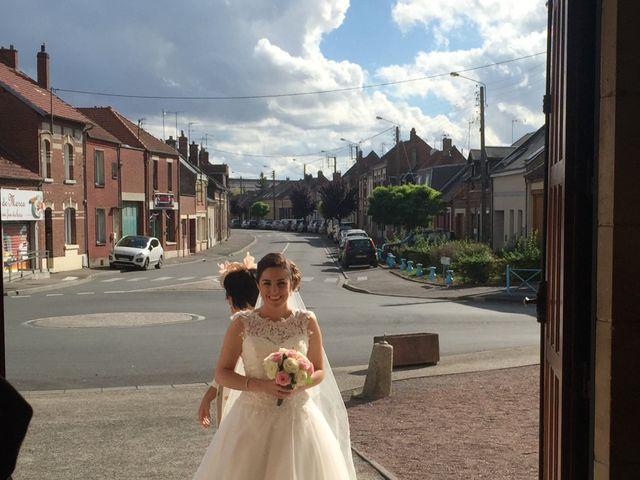 Le mariage de Thomas et Ellen à Fouilloy, Somme 7