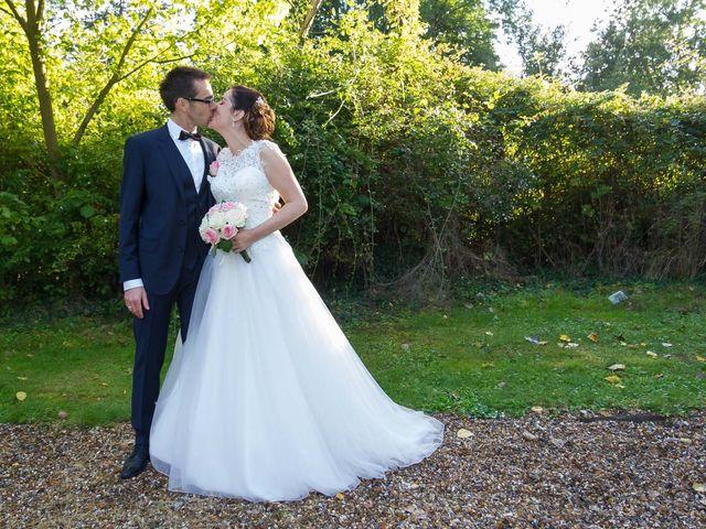 Le mariage de Thomas et Ellen à Fouilloy, Somme 9