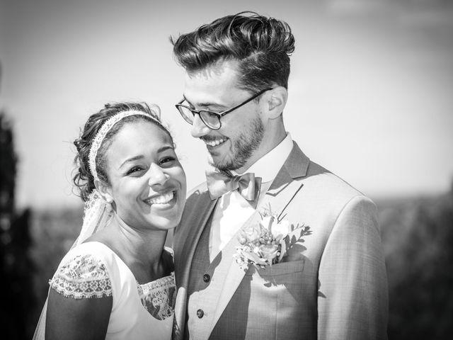 Le mariage de Mélissa et Pierre-Yves