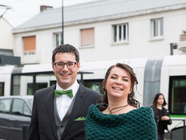 Le mariage de Guillaume et Anne à Nantes, Loire Atlantique 3