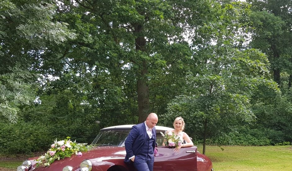Le mariage de Anthony et Mélanie  à Broyes, Oise