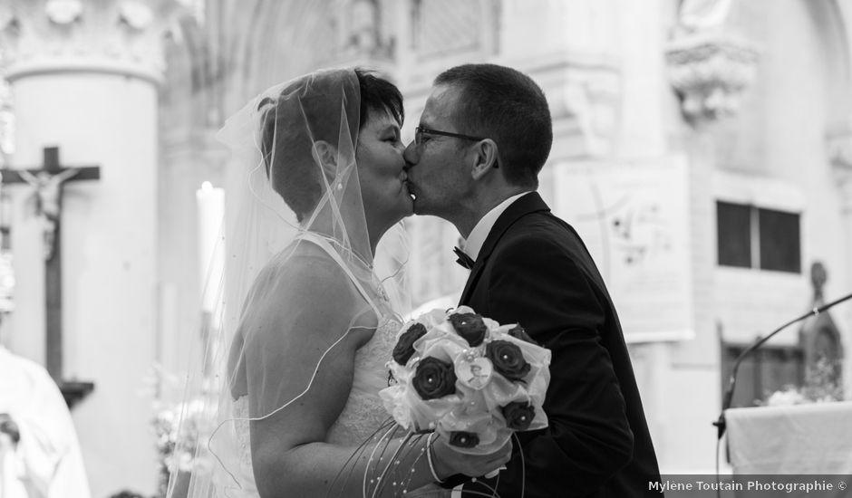 Le mariage de Jean-Paul et Patricia à Barenton, Manche
