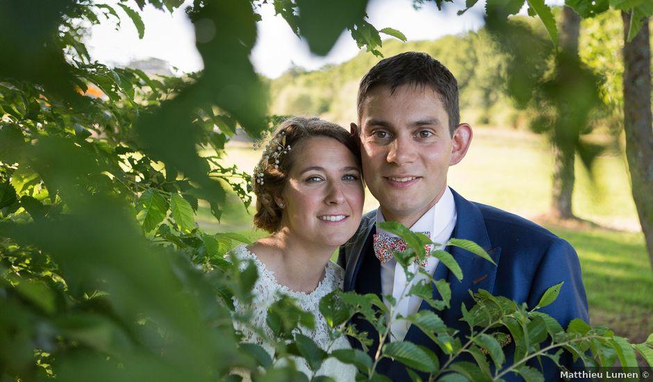 Le mariage de Paul et Marine à Sainte-Reine-de-Bretagne, Loire Atlantique