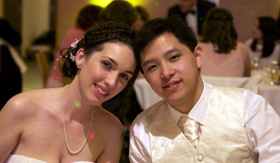 Le mariage de Nhan et Pauline à Bourges, Cher
