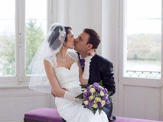 Le mariage de Lauriane et Antonin