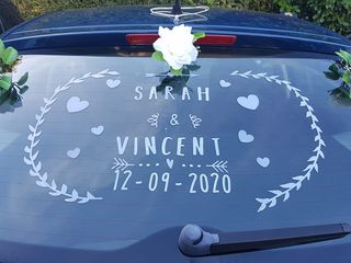 Le mariage de Sarah et Vincent 1