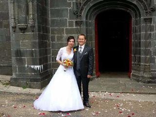 Le mariage de Angélique et Mathieu