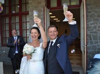 Le mariage de Aurélie  et Olivier