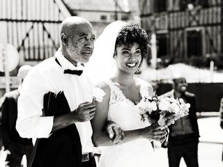 Le mariage de Jennifer et Emmanuel 1