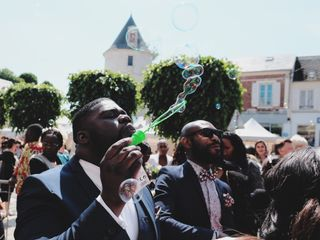Le mariage de Jennifer et Emmanuel 3