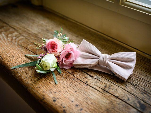 Le mariage de Kristo et Laura à Longnes, Yvelines 1