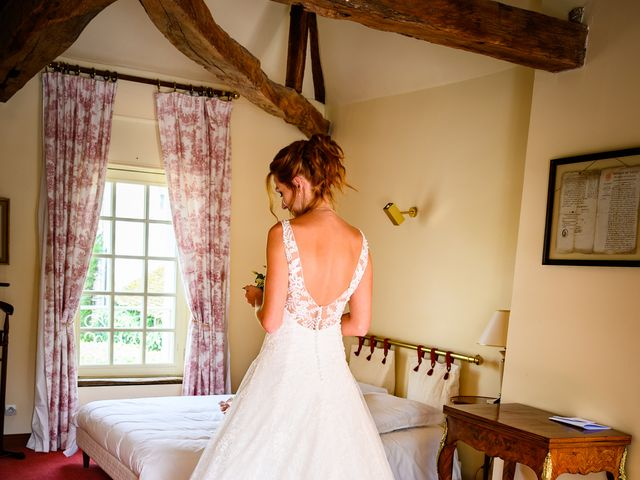 Le mariage de Kristo et Laura à Longnes, Yvelines 12
