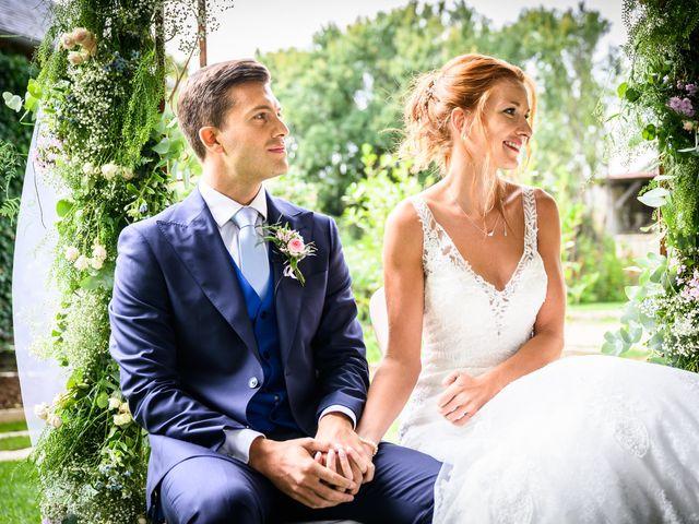Le mariage de Kristo et Laura à Longnes, Yvelines 20