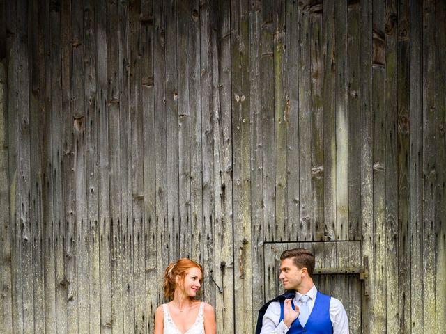 Le mariage de Kristo et Laura à Longnes, Yvelines 23