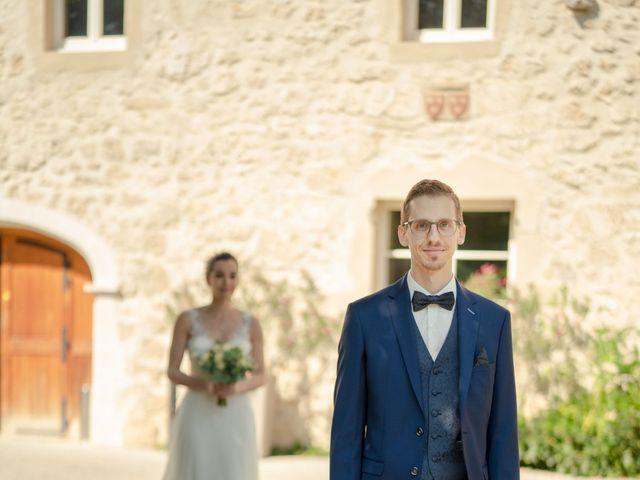 Le mariage de Vincent et Sarah à Saint-André-en-Royans, Isère 4