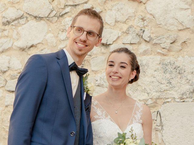 Le mariage de Vincent et Sarah à Saint-André-en-Royans, Isère 7