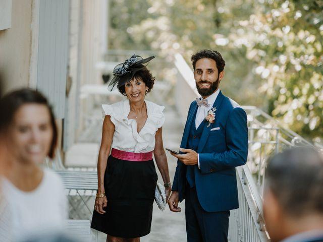 Le mariage de François et Nedjma à Châteauneuf-de-Gadagne, Vaucluse 45