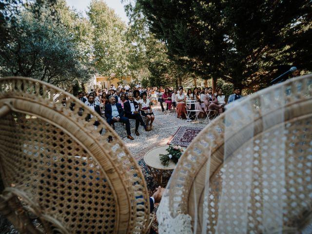 Le mariage de François et Nedjma à Châteauneuf-de-Gadagne, Vaucluse 69