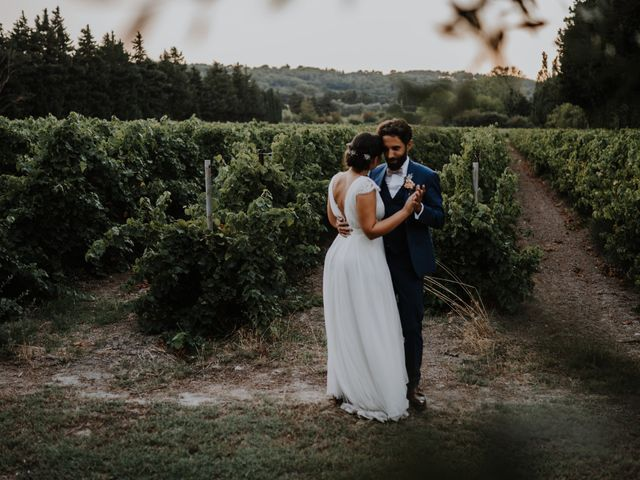 Le mariage de François et Nedjma à Châteauneuf-de-Gadagne, Vaucluse 107