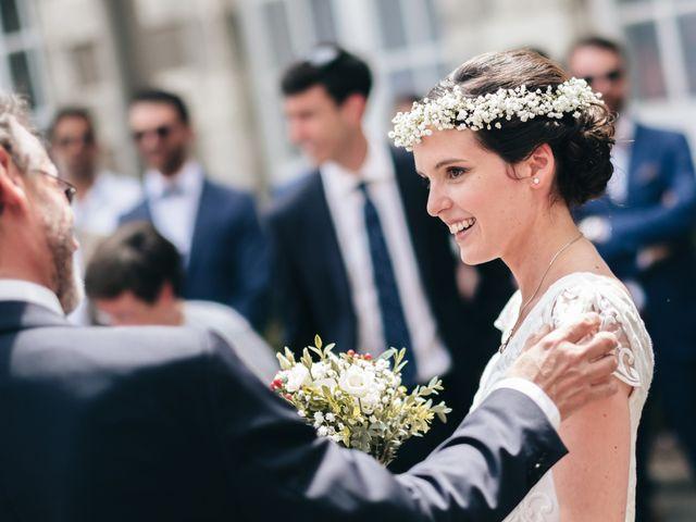 Le mariage de Vincent et Mathilde à Nantes, Loire Atlantique 7