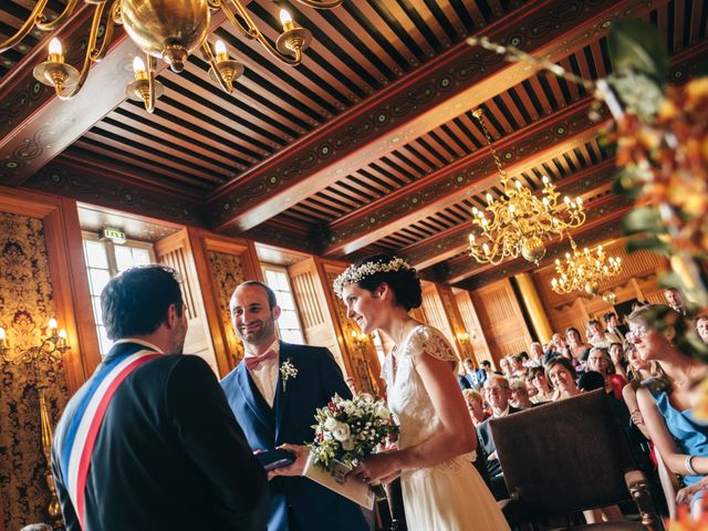 Le mariage de Vincent et Mathilde à Nantes, Loire Atlantique 16