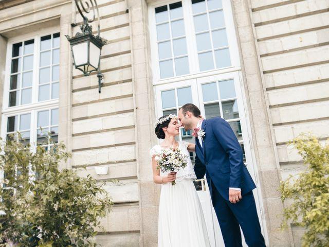 Le mariage de Vincent et Mathilde à Nantes, Loire Atlantique 19