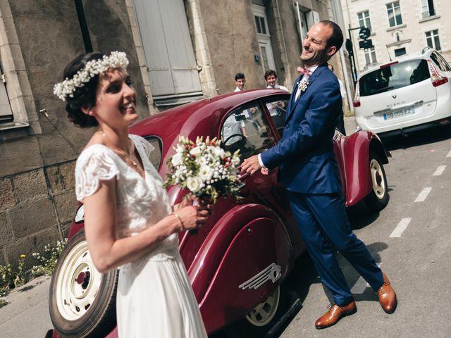 Le mariage de Vincent et Mathilde à Nantes, Loire Atlantique 21