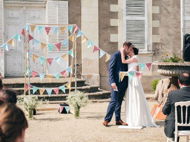 Le mariage de Vincent et Mathilde à Nantes, Loire Atlantique 32