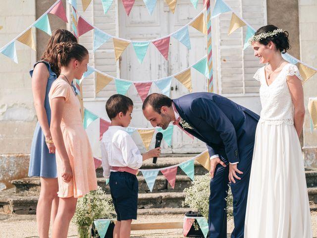 Le mariage de Vincent et Mathilde à Nantes, Loire Atlantique 34