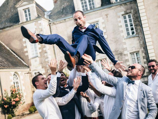 Le mariage de Vincent et Mathilde à Nantes, Loire Atlantique 1