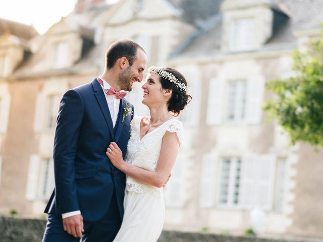 Le mariage de Vincent et Mathilde à Nantes, Loire Atlantique 47