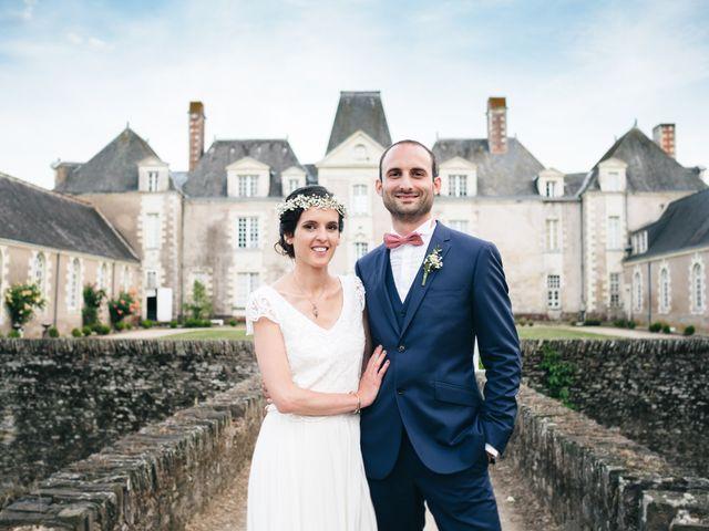 Le mariage de Vincent et Mathilde à Nantes, Loire Atlantique 48