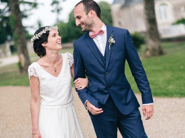 Le mariage de Vincent et Mathilde à Nantes, Loire Atlantique 49