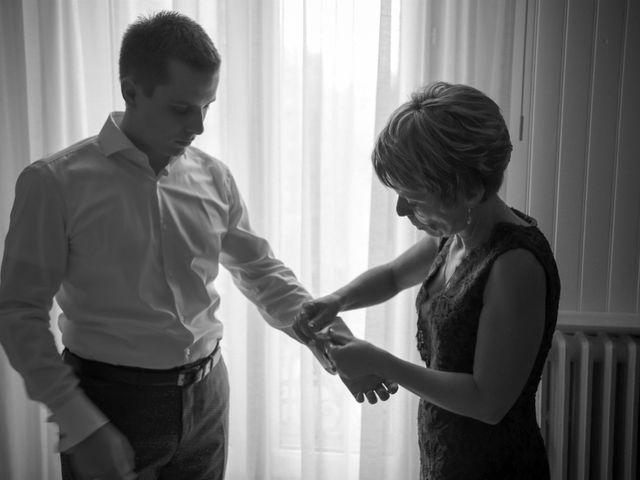 Le mariage de Nicolas et Charline à Achères, Yvelines 8