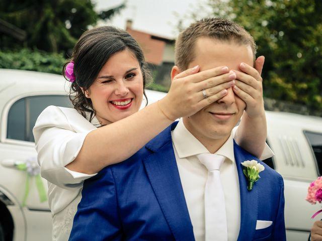 Le mariage de Nicolas et Charline à Achères, Yvelines 25
