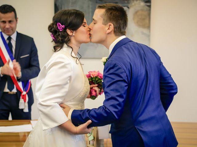 Le mariage de Nicolas et Charline à Achères, Yvelines 34