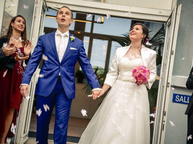 Le mariage de Nicolas et Charline à Achères, Yvelines 35